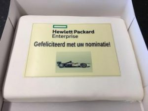 BPSolutions genomineerd voor HPE Fast Growing Partner of the Year