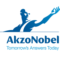 AkzoNobel logo - Tomorrow's Answers Today