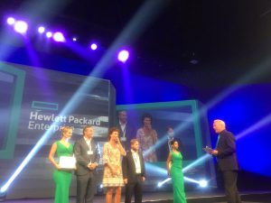HPE nomineert BPSolutions voor Fast Growing Partner of the Year 2017