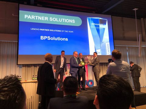 Lenovo BPSolutions Partner of the Year 2017-2018