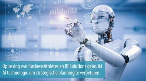 AI technologie voor strategische planning